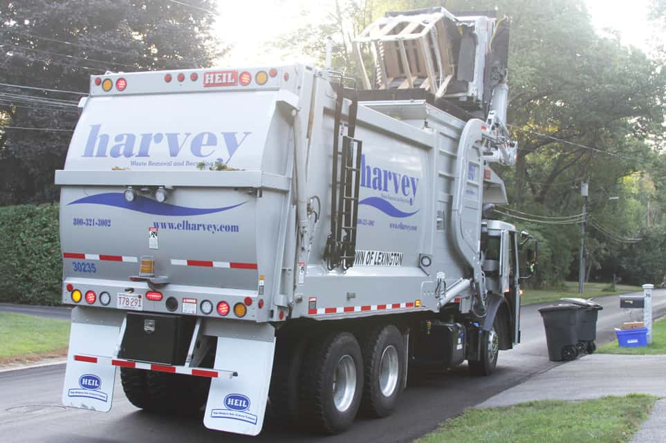 Curotto-Can Automated Front Load Garbage Trucks